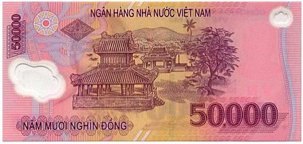"""Thăm các địa danh """"kinh điển"""" của Việt Nam qua tờ tiền giấy 13"""