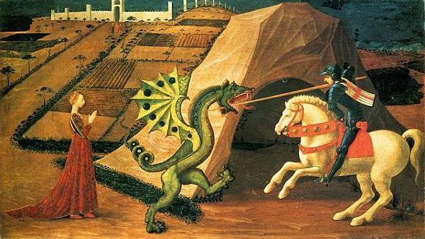 """Những ghi chép về loài rồng """"có thật"""" trong lịch sử 3"""