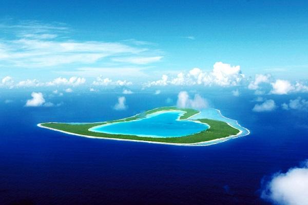 Du lịch tới những hòn đảo hình trái tim lãng mạn 17