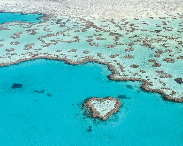 Du lịch tới những hòn đảo hình trái tim lãng mạn 6