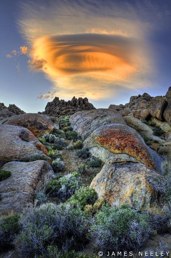 Điềm báo đáng sợ của những đám mây kỳ lạ 2