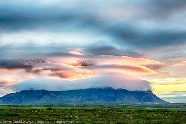 Điềm báo đáng sợ của những đám mây kỳ lạ 4