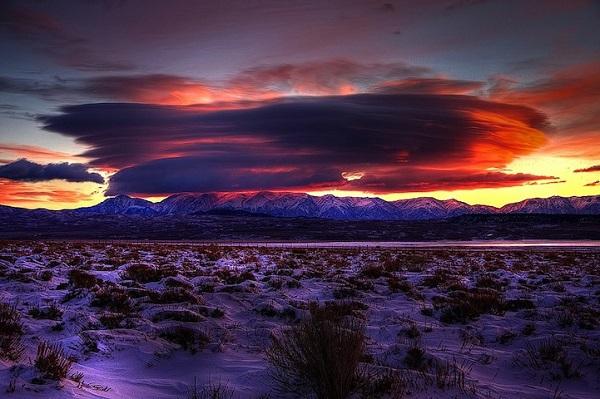 Điềm báo đáng sợ của những đám mây kỳ lạ 5