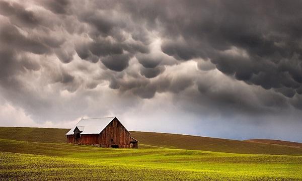 Điềm báo đáng sợ của những đám mây kỳ lạ 8
