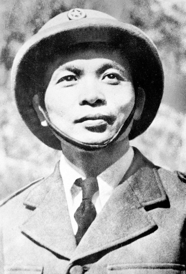 Tư liệu hiếm: Hình ảnh thời trẻ của Đại tướng Võ Nguyên Giáp 10