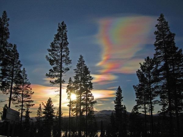 Điềm báo đáng sợ của những đám mây kỳ lạ 15