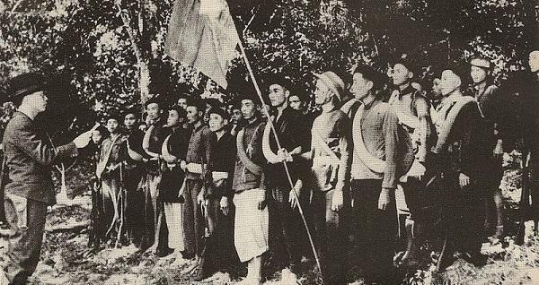 Tư liệu hiếm: Hình ảnh thời trẻ của Đại tướng Võ Nguyên Giáp 4