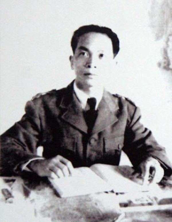 Tư liệu hiếm: Hình ảnh thời trẻ của Đại tướng Võ Nguyên Giáp 8