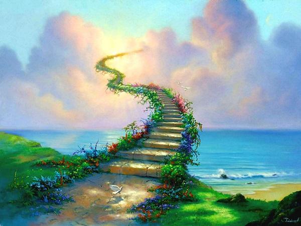 Sưu Tầm Truyện Ngắn Tình Yêu: Chờ nhau nơi thiên đường  Hien-tuong-nhin-thay-thien-duong-qua-loi-ke-cua-nguoi-chet-di-song-lai