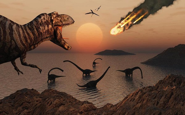 5 đại tuyệt chủng trong lịch sử Trái Đất - [Lịch Sử Tiến Hóa]