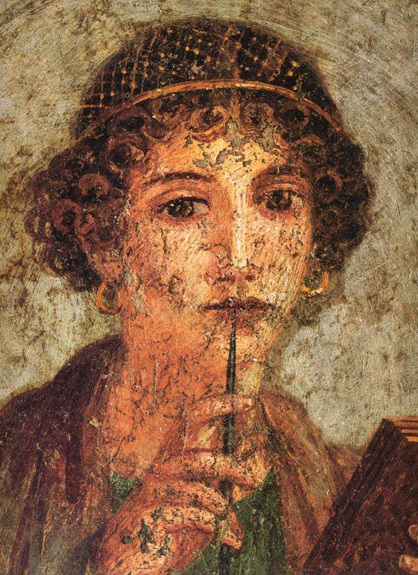 Tìm thấy thư tình đồng tính của thi sĩ Hy Lạp cổ đại 1