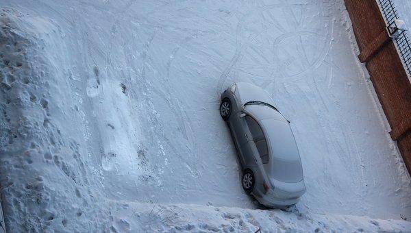 """Xem hiện tượng tuyết rơi """"bảy sắc cầu vồng"""" ít người biết 2"""