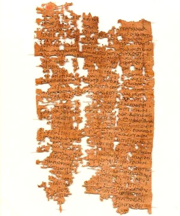 Bức thư tình cảm của người lính La Mã cổ từ 1.800 năm trước 1