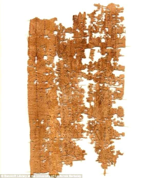 Bức thư tình cảm của người lính La Mã cổ từ 1.800 năm trước 2