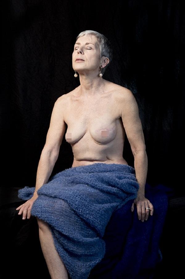 Ám ảnh những chân dung phụ nữ sau phẫu thuật cắt bỏ ngực 7