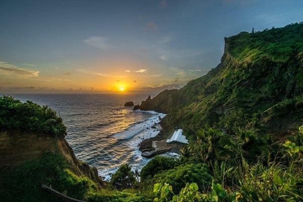 Thăm đảo thiên đường chỉ có 48 cư dân sinh sống 1