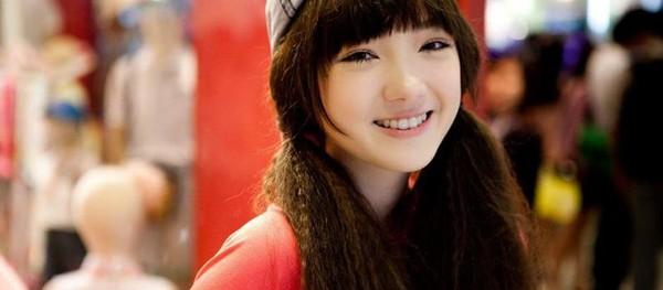 """Hot girl Thái Lan cực xinh cover """"Bèo dạt mây trôi"""" 4"""