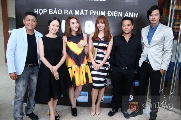 """Hai ông hoàng phòng vé Hoài Linh - Thái Hòa hội ngộ trong phim """"Ma Dai"""" 9"""