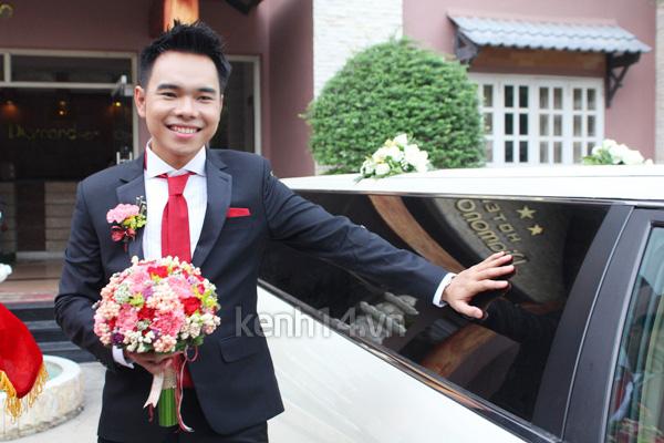 Những đám cưới hoành tráng của các hot girl Việt 89