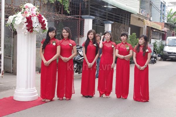 Những đám cưới hoành tráng của các hot girl Việt 91