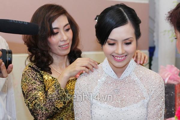 Những đám cưới hoành tráng của các hot girl Việt 101