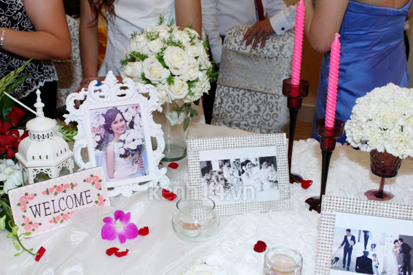 Những đám cưới hoành tráng của các hot girl Việt 108