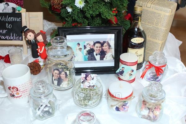 Những đám cưới hoành tráng của các hot girl Việt 110