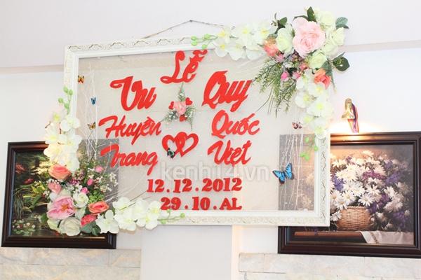Những đám cưới hoành tráng của các hot girl Việt 79