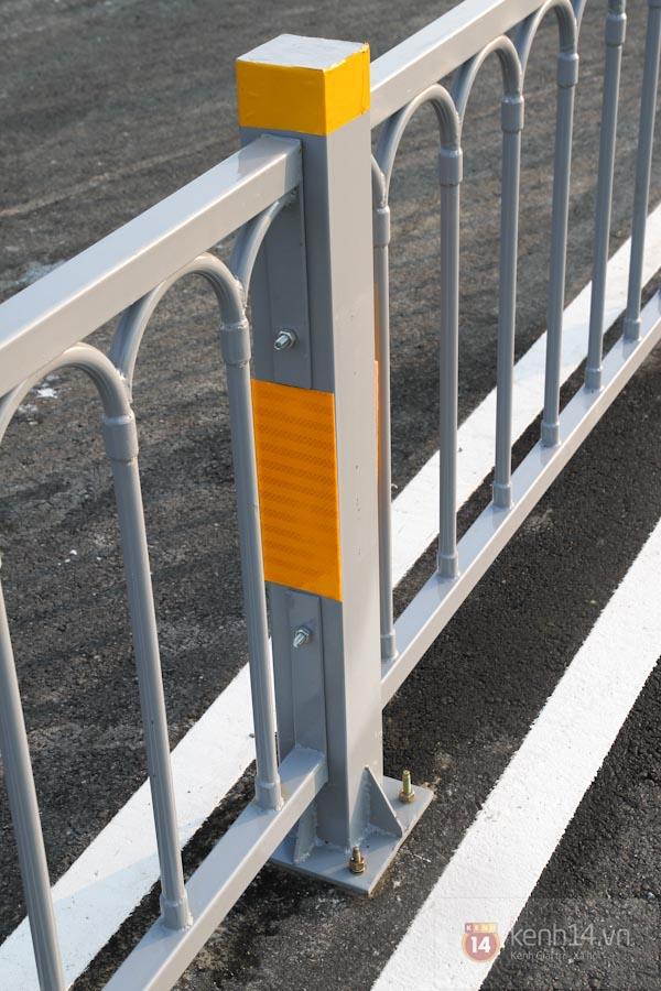 Toàn cảnh lễ thông xe cầu vượt thép đầu tiên tại TPHCM 14