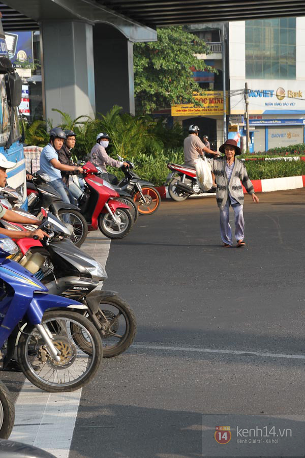 Toàn cảnh lễ thông xe cầu vượt thép đầu tiên tại TPHCM 23