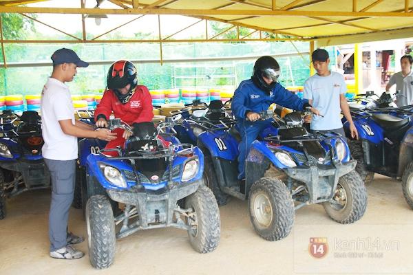 """ATV và Go-Kart - môn đua xe dành cho teen có """"máu mạo hiểm"""" 5"""
