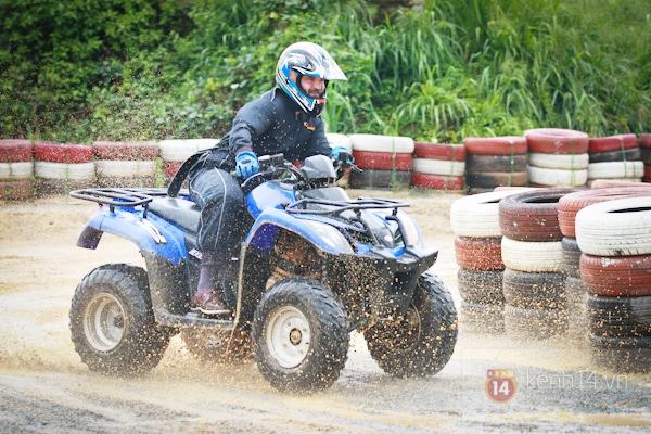 """ATV và Go-Kart - môn đua xe dành cho teen có """"máu mạo hiểm"""" 6"""