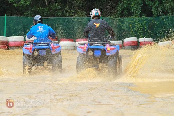 """ATV và Go-Kart - môn đua xe dành cho teen có """"máu mạo hiểm"""" 8"""