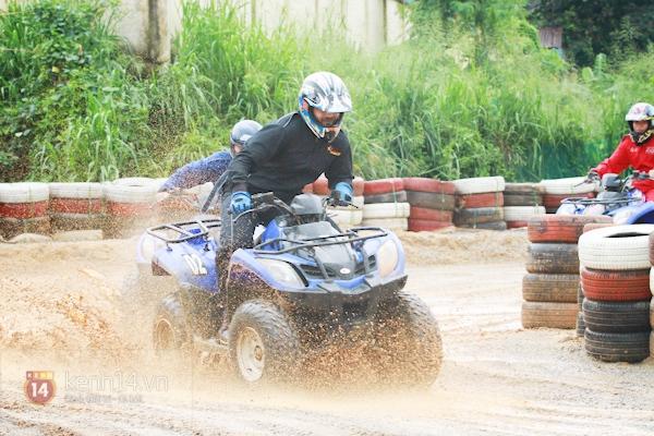 """ATV và Go-Kart - môn đua xe dành cho teen có """"máu mạo hiểm"""" 7"""
