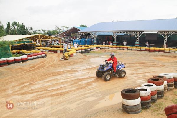 """ATV và Go-Kart - môn đua xe dành cho teen có """"máu mạo hiểm"""" 9"""