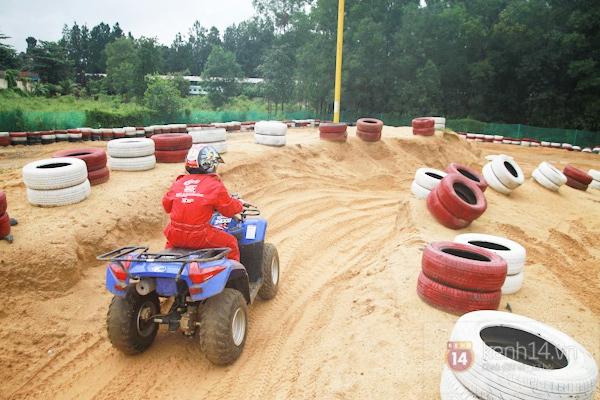 """ATV và Go-Kart - môn đua xe dành cho teen có """"máu mạo hiểm"""" 10"""