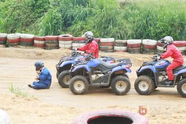 """ATV và Go-Kart - môn đua xe dành cho teen có """"máu mạo hiểm"""" 16"""