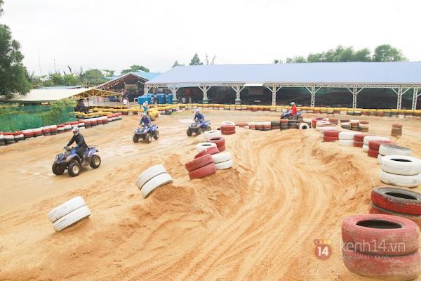 """ATV và Go-Kart - môn đua xe dành cho teen có """"máu mạo hiểm"""" 18"""