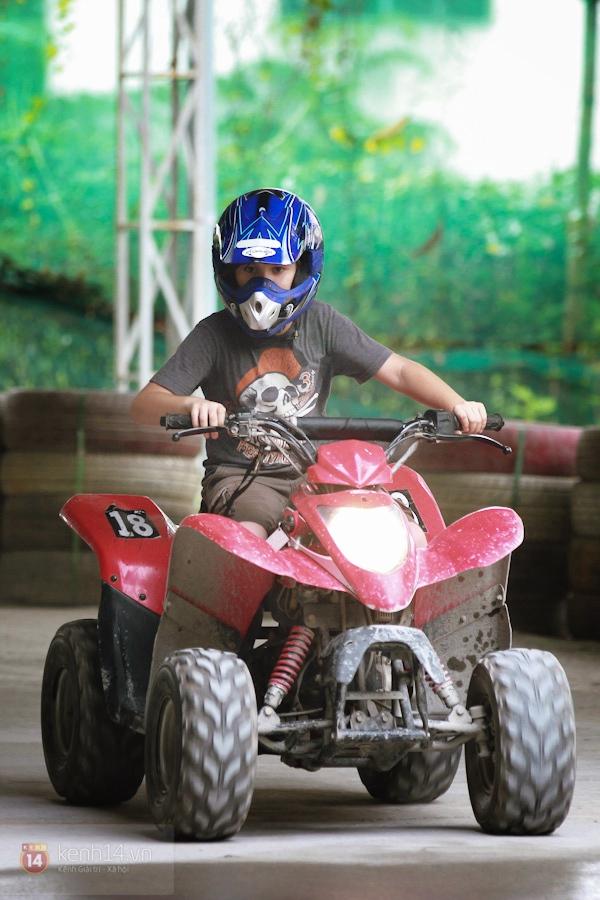 """ATV và Go-Kart - môn đua xe dành cho teen có """"máu mạo hiểm"""" 19"""