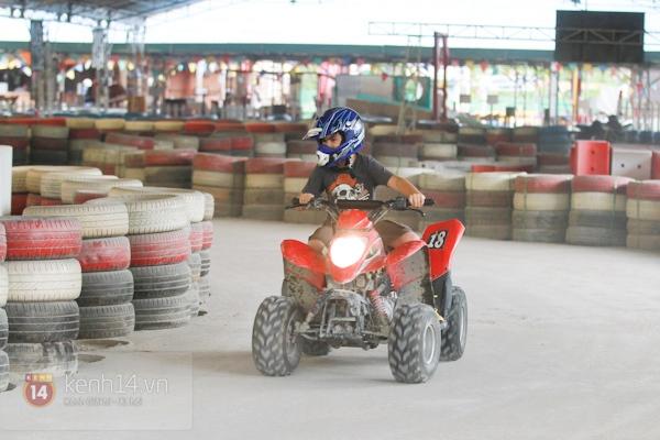 """ATV và Go-Kart - môn đua xe dành cho teen có """"máu mạo hiểm"""" 20"""