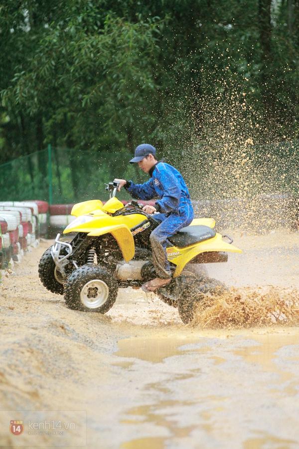 """ATV và Go-Kart - môn đua xe dành cho teen có """"máu mạo hiểm"""" 12"""