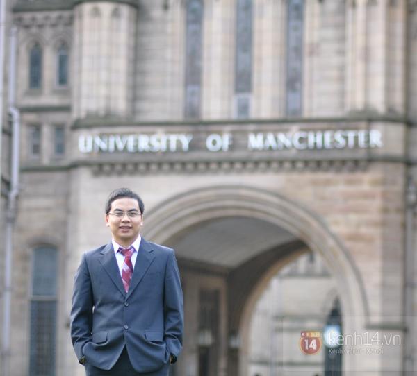 Hành trình du học của một thạc sỹ 9X tương lai 1