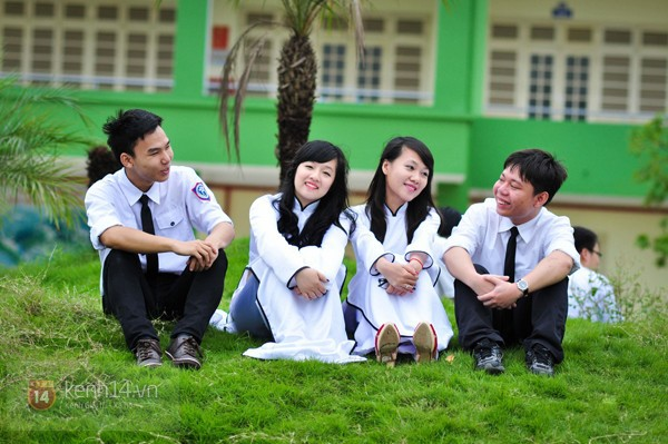 Amsterdam, Nguyễn Huệ - 2 ngôi trường cấp 3 hiện đại nhất Hà Nội 27