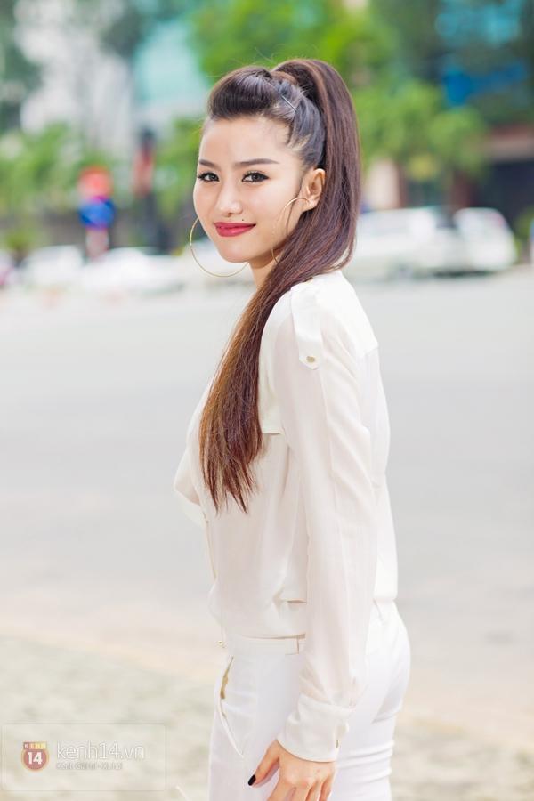 """""""Hot girl số 1 Sài Thành"""" khoe vẻ đẹp mặn mà của gái một con 7"""