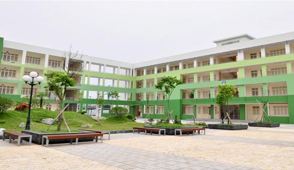 Amsterdam, Nguyễn Huệ - 2 ngôi trường cấp 3 hiện đại nhất Hà Nội 15