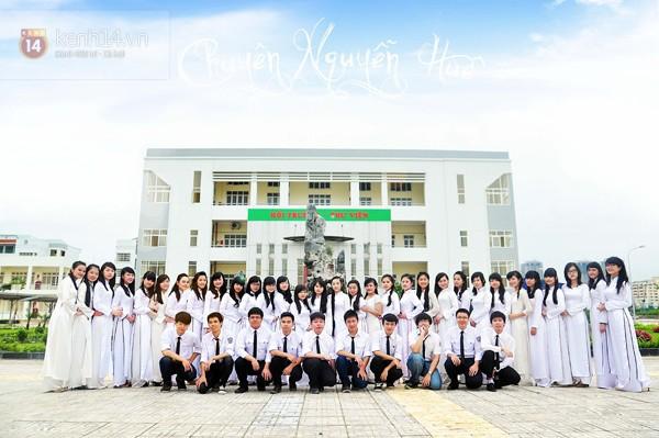 Amsterdam, Nguyễn Huệ - 2 ngôi trường cấp 3 hiện đại nhất Hà Nội 30