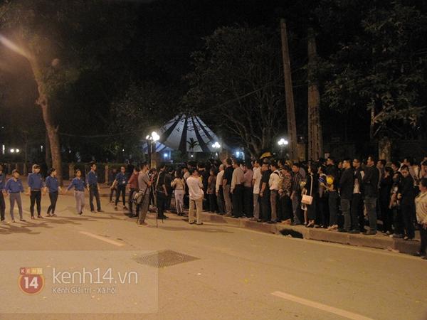 Toàn cảnh hàng trăm nghìn người đến viếng Đại tướng trong ngày cuối cùng 55