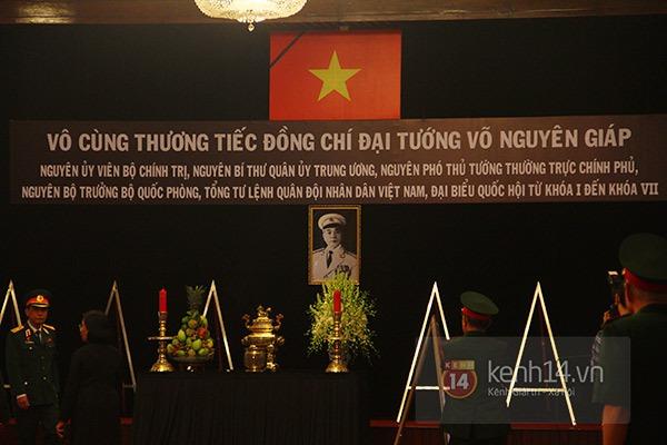 TP.HCM: Không khí trang nghiêm và đầy cảm động trong lễ viếng Đại tướng 21
