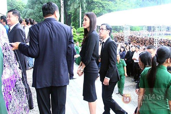 TP.HCM: Không khí trang nghiêm và đầy cảm động trong lễ viếng Đại tướng 52