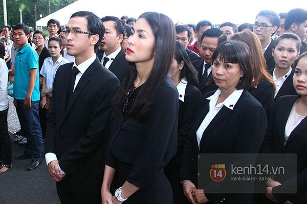 TP.HCM: Không khí trang nghiêm và đầy cảm động trong lễ viếng Đại tướng 53